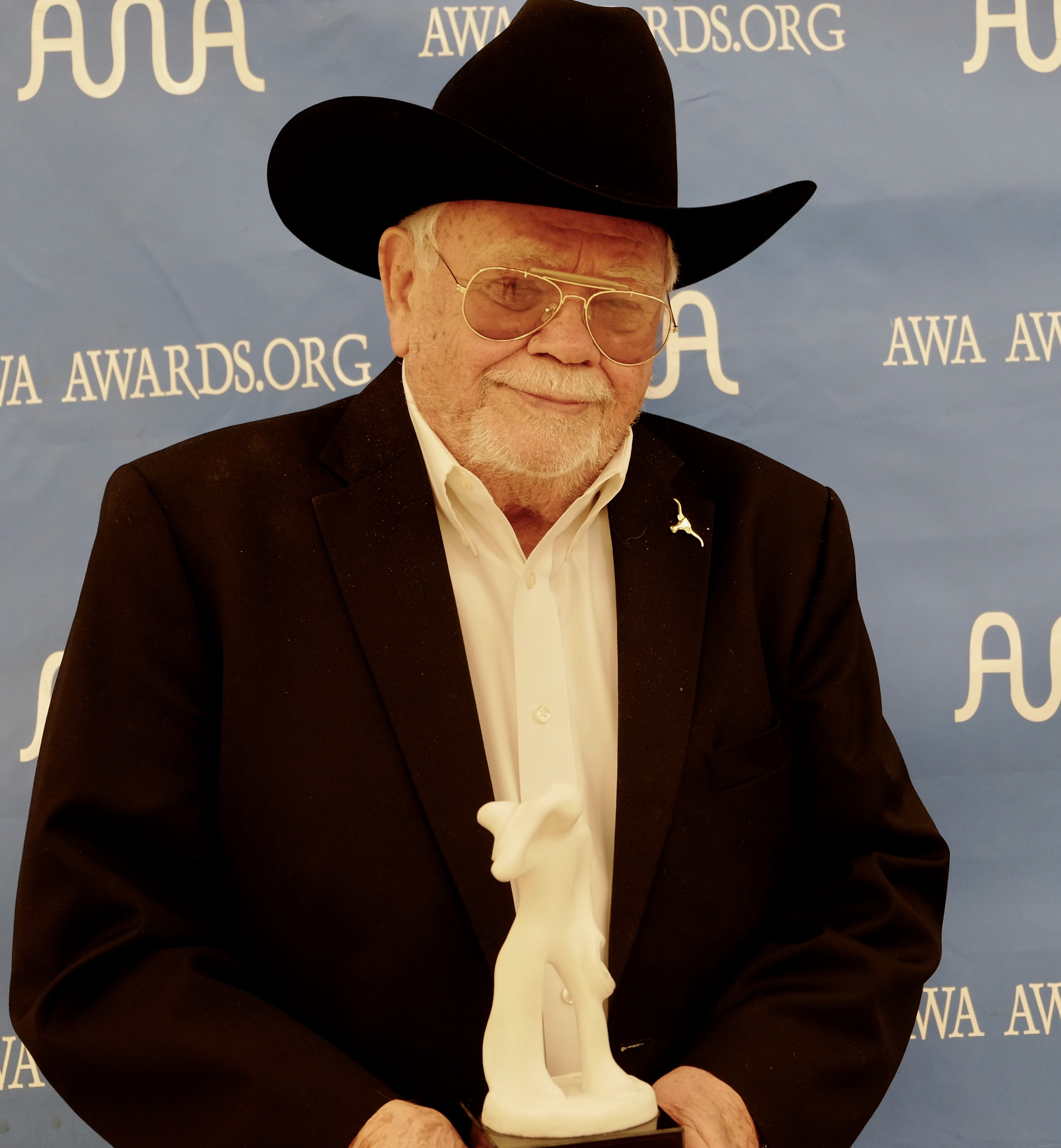 Mr. Bill Mack Lifetime Achievement Award 2017 Academy of Western Artists'