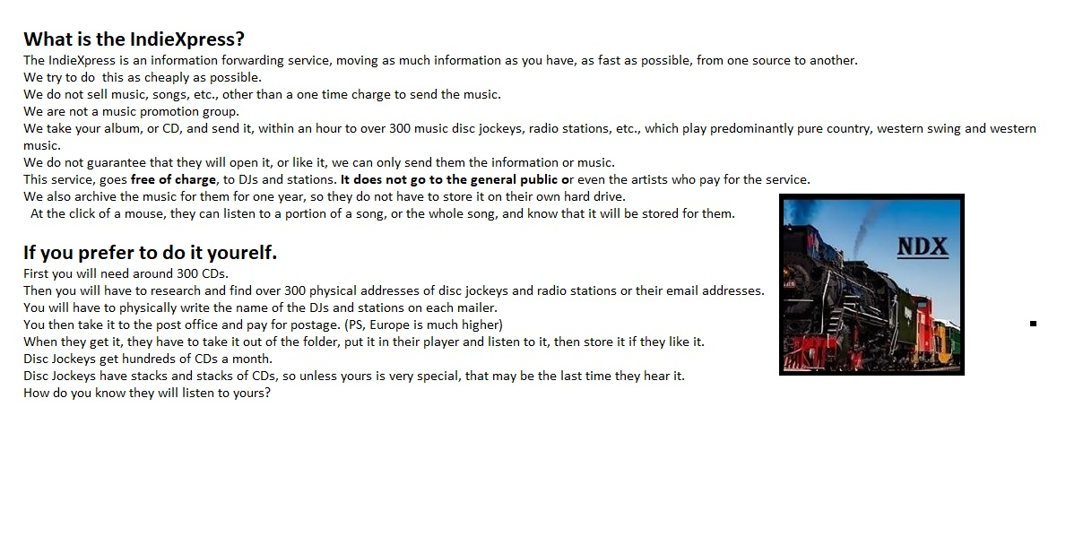 indiexpress statement