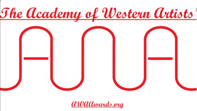 Academy of Western Artists logo